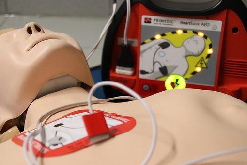 AED training pop
